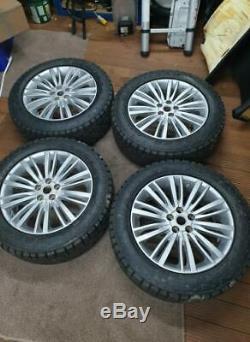 Découverte Authentique Land Rover 20 10 Spoke Style 1011 Roues En Alliage D'hiver Off Road