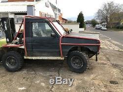 Découverte De Land Rover 2 Sur Le Terrain