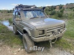 Découverte De Land Rover 2 Td5 16 Roues Off Route Challenger