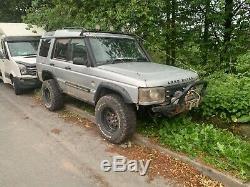 Découverte De Land Rover 2 Td5 Off Roader