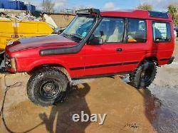 Découverte Land Rover 1 300 Tdi Hors Route 4x4