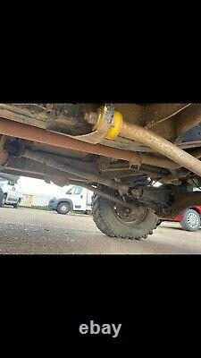 Découverte-land Rover Queue Bob Off Roader