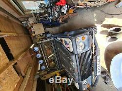 Défenseur De Landrover 90 Découverte Au Large Roader V8