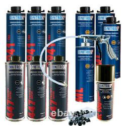 Dinitrol Pour Land Rover Off Road Classic Rust Proofing Litres Kit