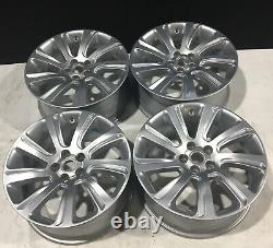 Ensemble De 4 Discovery Sport 18 Alloy Wheels 8jx18ch 45 Off Silver
