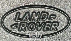 Ensemble De Roues Rover De Gamme D'usine 4 Oem Autobiographie 6002 Diamond Tourné 21 Land
