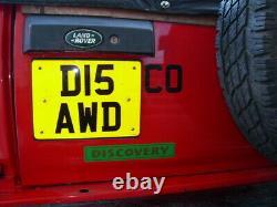 Land Range Rover Discovery Dj Disco D15 Awd 4wd Awd Sur/ Hors De La Route