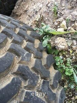 Land Rover 265/75/16 Roues Modulaires Et Boue Pneus Route Off Defender Discovery