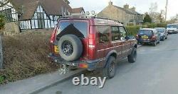 Land Rover Découverte 2 Td5 Hors Route 2002