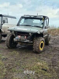 Land Rover Découverte Hors Route
