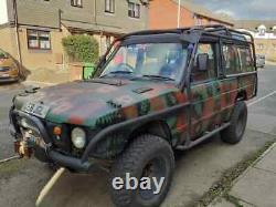 Land Rover Découverte Hors Route 1