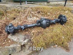 Land Rover Defender 110 Essieu Heavy Duty Salisbury Décollez