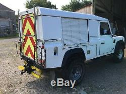 Land Rover Defender 110 Hors Route
