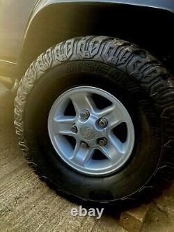 Land Rover Defender 90 110 Boost Alliages Avec 33 Pneus, On Off Road, 4x4