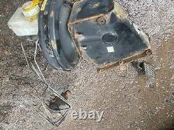 Land Rover Defender 90 110 Servo Pedal & Master Cylinder Hors D'un Td5