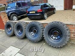 Land Rover Defender Discovery 1 Roues, 4x4, Hors Route