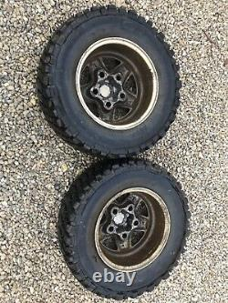 Land Rover Defender Discovery Off Road Wheels And Tyres 255 65 16