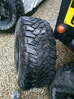 Land Rover Defender Mach 5 Roues 33 Off Road 15 X 10