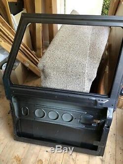 Land Rover Defender Marque D'origine Nouveaux Pilotes Side Off Side Door