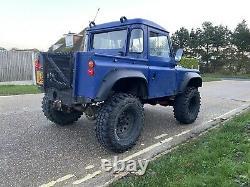 Land Rover Defender Série 3 Hybrid Off Road Mud Tyres Winch Offroader 1970