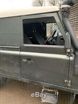 Land Rover Defender Tdci Off Side Avant Droite Porte À La Main Complète