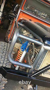 Land Rover Defender Tube Wings Challenge Wing Style Original Soudé Hors Route