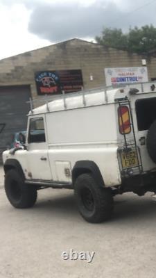 Land Rover Défenseur 110 Td5 4x4 Hors Route