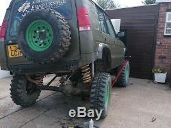 Land Rover Défenseur De Roues Et Pneus