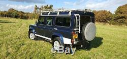 Land Rover Défenseur Td5 Station Wagon 110 4x4 Hors Route