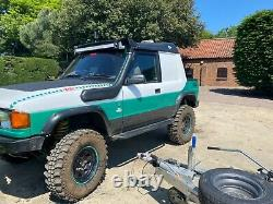 Land Rover Disco Hors Route