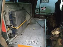 Land Rover Discovery 1 200 Tdi, Bob Queue, Hors Route, Récupération
