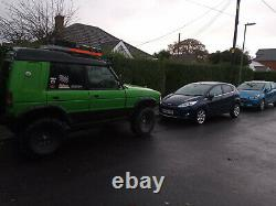 Land Rover Discovery 1 200 Tdi, Bob Tail, Hors Route, Récupération