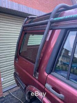 Land Rover Discovery 2 Cage Externe Pleine Roll Off-road