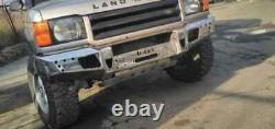 Land Rover Discovery 2 II Front Steel Pare-chocs Winch Off-road