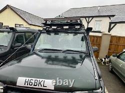 Land Rover Discovery 2 Td5 4x4 Hors Route