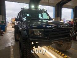 Land Rover Discovery 2 Td5, Au Large De La Découverte De La Route
