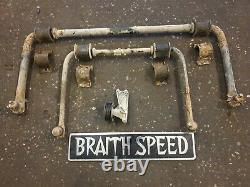 Land Rover Discovery 2 Td5 Fixe Anti Roll Bar Kit Ace Supprimer 5 Sièges Hors Route