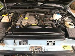 Land Rover Discovery 2 Td5 Off Roader Avertir Expédition Ashcroft