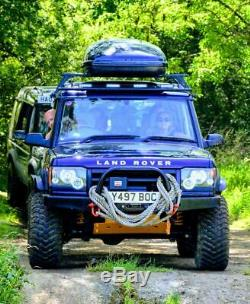 Land Rover Discovery 2 V8, Non Td5, Hors Roader