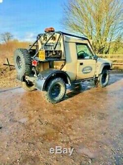 Land Rover Discovery 300 Tdi / Off Roader / 4x4 / Disco / Route Juridique