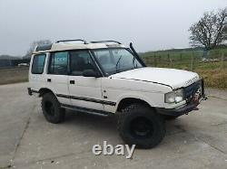 Land Rover Discovery 300tdi Hors Route