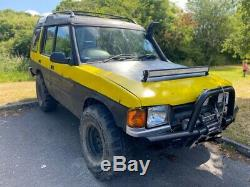 Land Rover Discovery 300tdi Véhicule Hors Route