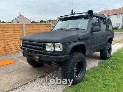 Land Rover Discovery 300tdi (voie Verte/hors Route)