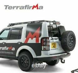 Land Rover Discovery 3 / 4 Roof Rack Terrafirma Tf972 04-16 Expédition Hors Route