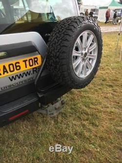 Land Rover Discovery 3 Roues Arrière De Rechange Porte-roues Heavy Duty Off Road
