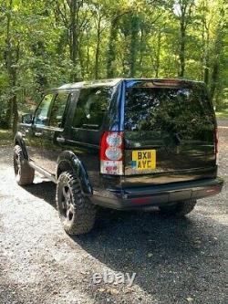 Land Rover Discovery 4 2011 7 Places Ascenseur Cooper Stt Pro Pneus Tout Terrain