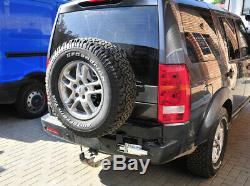 Land Rover Discovery 4 IV De Support De Roue De Secours, Porte-hors-route