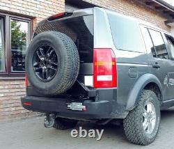 Land Rover Discovery 4 IV Porte-roues De Rechange, Porte-avions Hors Route
