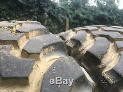 Land Rover Discovery Defender Roues Pneus Sur Le Terrain Bfg Goodrich Mud Terrain