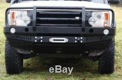 Land Rover Discovery III 3 Avant Acier Pare-chocs Winch Off -road Bull Bar